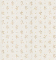 Rose Linen Print  Wallpaper Roll