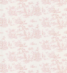Toile Wallpaper Roll