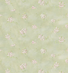 Misty Floral Trail Wallpaper Roll