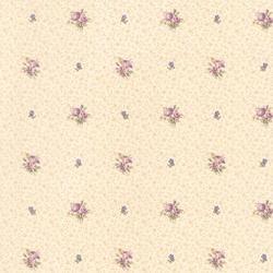 Purple Floral Bouquet Wallpaper