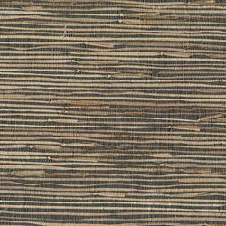 Charcoal Grasscloth