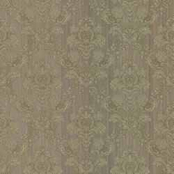 Grey Textured Damask