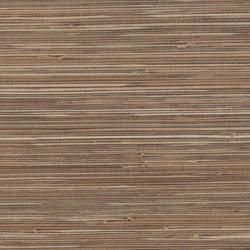 Brown Grasscloth