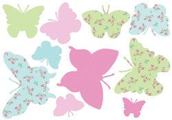 Butterflies - Maxi Sticker