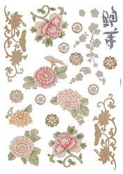 Jasmin Wall Stickers