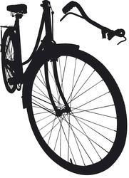 Bicycle Wall Stickers
