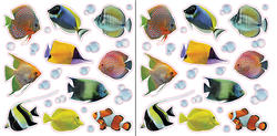 Fishes Window Stickers