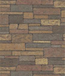 Earthy Slate Rocks Wallpaper