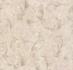 Textured Floral Trail Wallpaper Roll