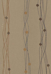 Beaded String Wallpaper Roll