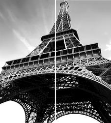 WallPops Eiffel Tower Paris Wall Panels Decals