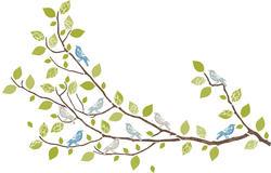 WallPops Sitting in a Tree Wall Art Kit Decal