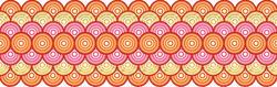Geo Circles Stripes