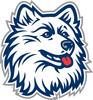 U-Conn Huskies Logo Fathead