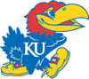 Kansas Jayhawks Logo Fathead