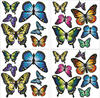 Butterfly Peel and Stick Wall Decals Decal
