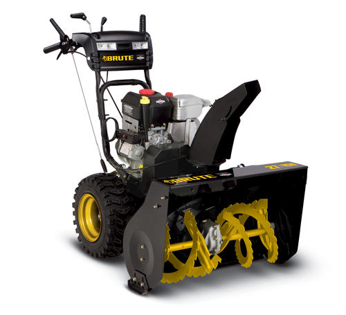 "Menards Snow Blowers >> Brute® 27"" Dual-Stage Snow Blower-250cc at Menards®"