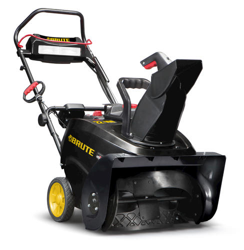 "Menards Snow Blowers >> Brute® 22"" Single-Stage Snow Blower-205cc at Menards®"