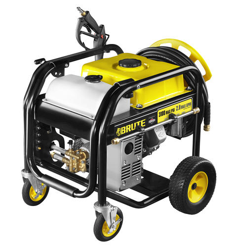 Brute® 3,100 PSI Gas Pressure Washer with Electric Start ...