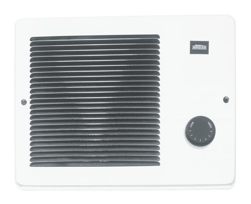 Broan 174 Quot Comfort Flo Quot Fan Forced Wall Heater 1000w At