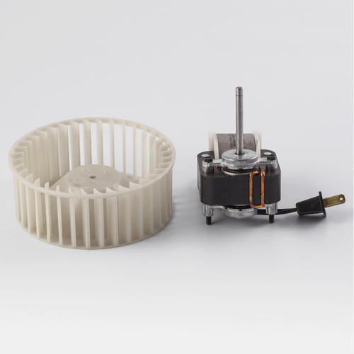 broan replacement ventilation fan motor and blower wheel