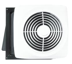 """Broan® Motordor Wall Fan 360 CFM 10"""""""