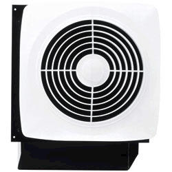 """Broan® Direct Discharge Fan with Built-in Switch 180 CFM 8"""""""