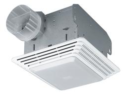 Broan® Heavy Duty Ventilation Fan with Light 80 CFM