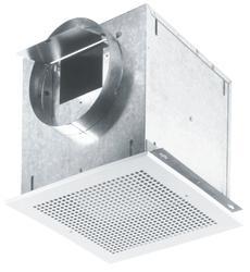Broan® 161 CFM LoSone Ceiling Mount Ventilator