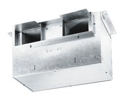 Broan® LoSone In-Line Ventilators 406 CFM