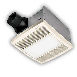 Broan® QT Quiet Fan with Light 110 CFM