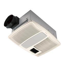 Broan® QT Quiet Fan Heater with Light 110 CFM