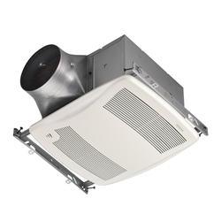 Broan® Ultra X2 Multi-Speed Humidity Sensing Bath Fan 30-110 CFM