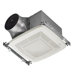Broan® Ultra X2 Multi-Speed Bath Fan with Light and Night Light 30-110 CFM