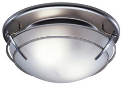 Broan® Decorative Light Fixture with Fan 80 CFM