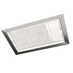 Broan Aluminum Filter with Light Lens for 43000