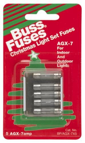 7 Amp Christmas Light Set Fuse  5 Card At Menards U00ae