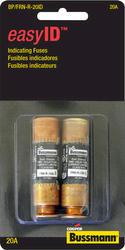 20 A Easy ID Cartridge Fuses-2 Pack