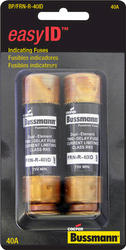 40 A Easy ID Cartridge Fuses-2 Pack