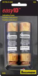 60 A Easy ID Cartridge Fuses-2 Pack