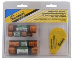 7-Piece NON Cartridge Fuse Emergency Kit