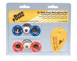 7-Piece SL Plug Fuse Emergency Kit