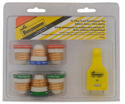 7-Piece TL Plug Fuse Emergency Kit