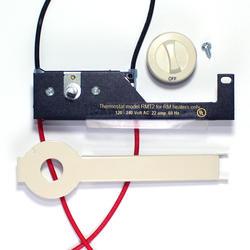 Cadet Register Series Double Pole Unit Mount Thermostat