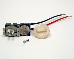 Cadet Com-Pak Series Single Pole Unit Mount 22 Amp Thermostat