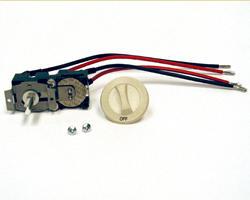 Cadet Com-Pak Series Double Pole Unit Mount 22 Amp Thermostat