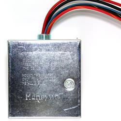 Cadet Honeywell Low Voltage 2-Circuit 10 Kilowatt Relay