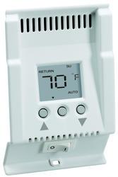 Cadet SmartBase Programmable Baseboard Mount 12.6 Amp Thermostat