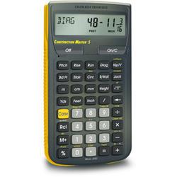 Construction Master® 5 Calculator