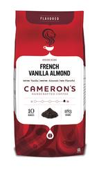 Cameron's French Vanilla Almond Ground Flavored Coffee - 10 oz